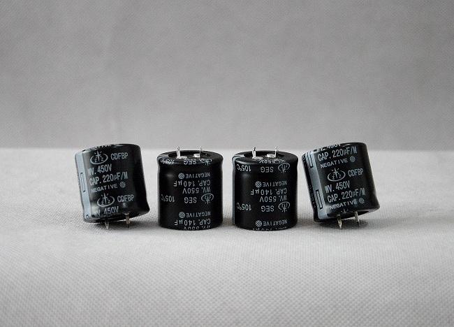 SET变频板用小体积电容器
