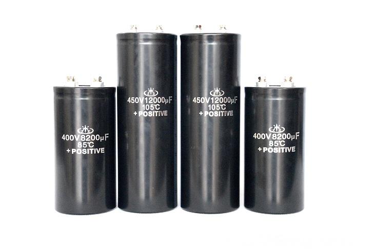 大型变频电源用电解电容器